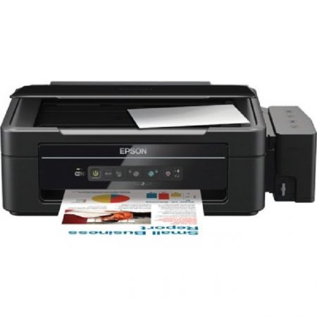 Epson L355 Color All-in-One Wireless Inkjet Printer