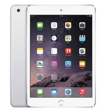 Apple iPad Mini 3 64GB WiFi Silver