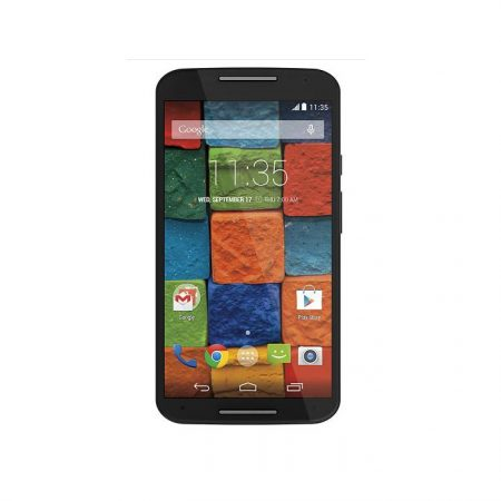 Moto X (2nd Generation) 16GB 4G LTE Black Leather