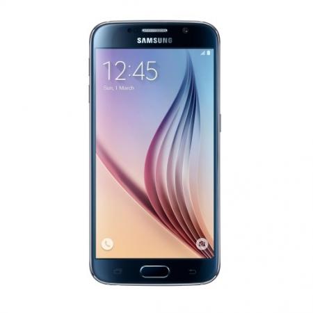 Samsung Galaxy S6 128GB 4G LTE Black Sapphire