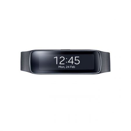 Samsung Gear Fit Charcoal Black