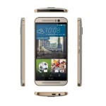 HTC One M9 Plus 32GB 4G LTE – Silver on Rose Gold