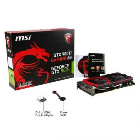 GIGABYTE VGA CARD GTX 980 G1 DDR5 4 GB