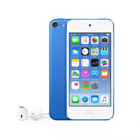 Apple iPod Touch 16GB - 6th Generation Blue