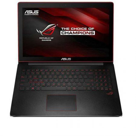 "Asus RoG G501JW-Fi164H Gaming Laptop (i7, 16GB, 1TB+128GB SSD, 15.6"", 4GB GFX, Win8.1)"
