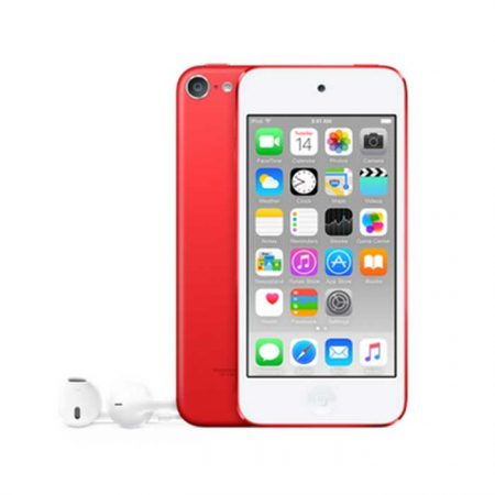 Apple iPod Touch 16GB - 6th Generation Red
