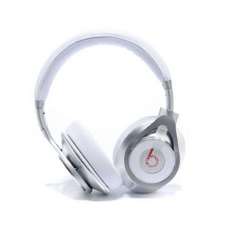 Beats Executive Over-Ear Headphone white - silver