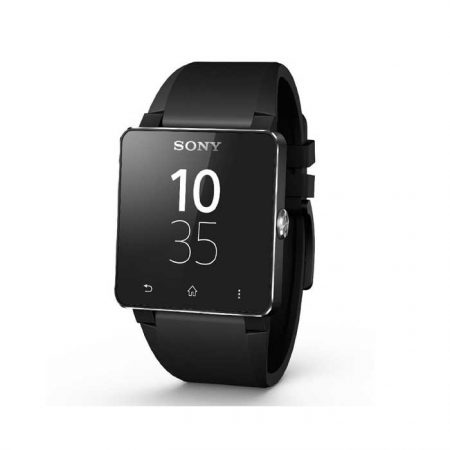 Sony Smart Watch 2 Black Rubber