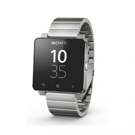 Sony Smart Watch 2 Metal Band - Silver