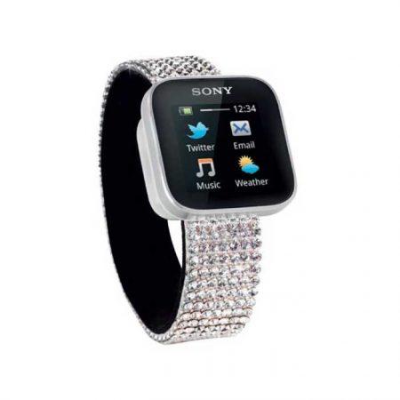 Sony Swarovski Smart Watch