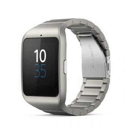 Sony Steel Edition Smart Watch 3 Steel Bracelet