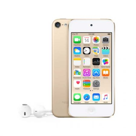 Apple iPod Touch 16GB - 6th Generation Gold