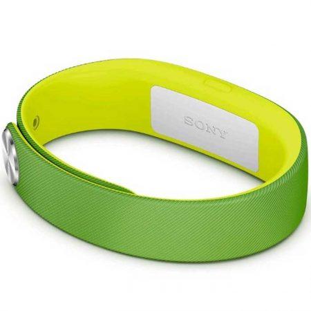 Sony Smartband SWR10 FIFA Green