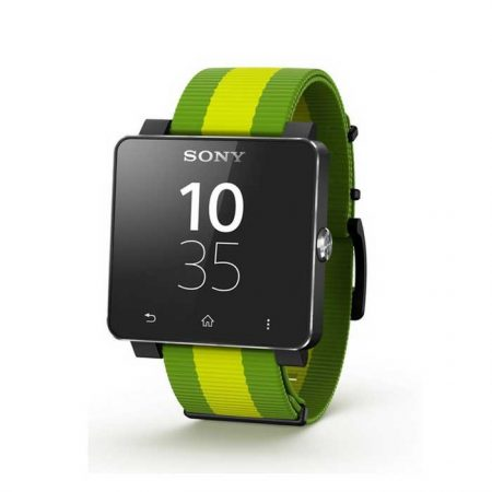 Sony SW2 Android/NFC Liveview Smartwatch - Fifa Edition