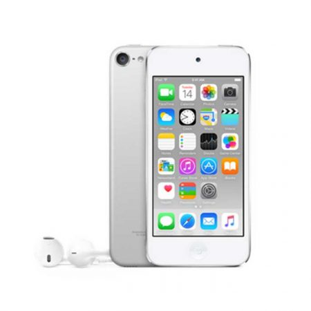 Apple iPod Touch 16GB - 6th Generation Silver