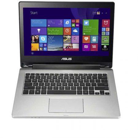 """Asus Flip TP300LA-DW136H - Core i3, 13.3"""" Touch, 500GB, 4GB, Win8, Silver"""