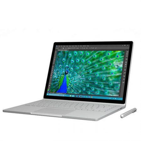 Microsoft Surface Book 128GB / Intel Core i5 , 8GB RAM Silver