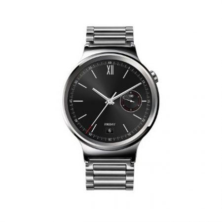 huawei watch - STAINLESS STEEL WITH STAINLESS STEEL LINK BAND