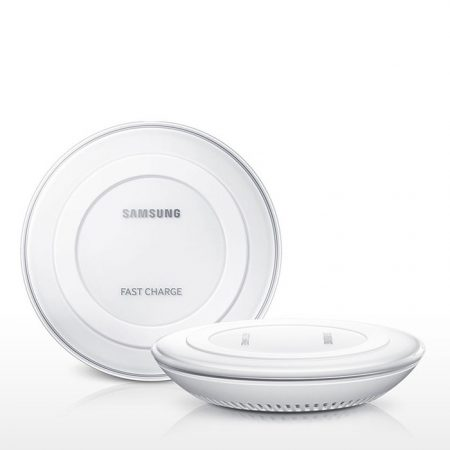 samsung wirless charger White