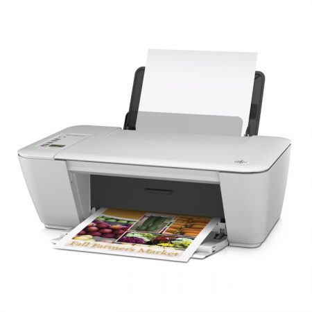 HP Deskjet 2540 All-in-One Wi-Fi Printer