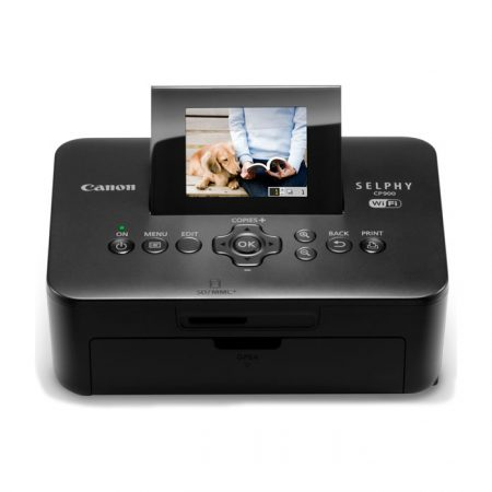 Canon SELPHY Compact Photo Printers