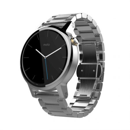 Motorola Moto 360 2nd Gen (42 mm) for Women Smartwatch