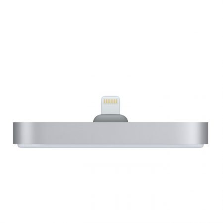 iPhone Lightning Dock - Space Gray
