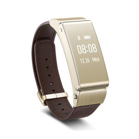 Huawei TalkBand B2 Smartwatch (Gold)