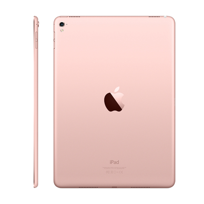 Apple iPad Pro 9.7 Inch 256GB, 4G LTE Facetime  Rose Gold