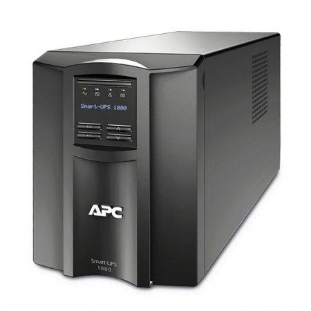 APC Smart UPS 1000VA LCD 230V SMT1000I