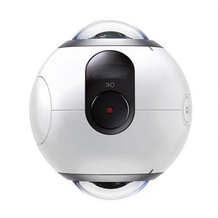 Samsung Gear 360 Spherical Camera