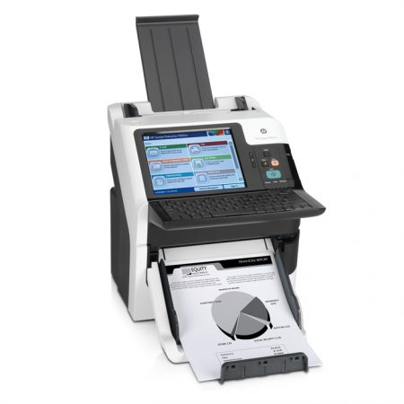 HP Scanjet Enterprise 7000nx Document Capture Workstation | L2708A