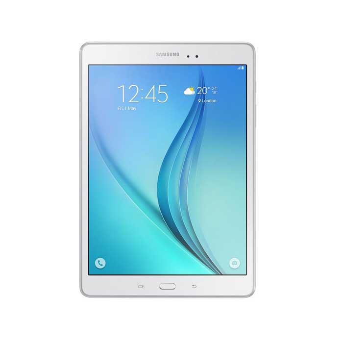 Samsung Galaxy Tab A T550 – 9.7 Inch Wifi, White