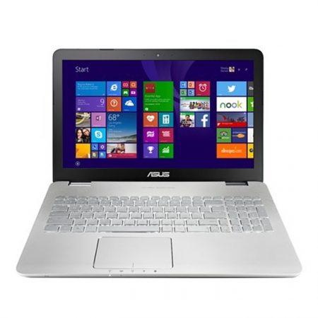 "ASUS N551JX–CN242H (COREi74750HQ–2.0, 8GBRAM, 1TB+24SS, 15.6"", 4GBGF, Win8.1) Silver"