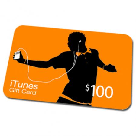 Apple iTunes Card USD 100