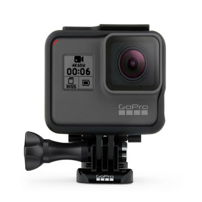 GoPro HERO6 - Black Edition Camera