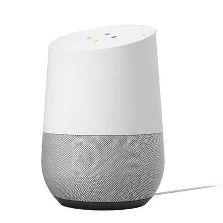Google Home - Made by Google 2017