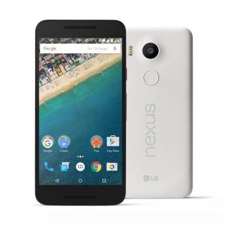 LG Nexus 5X 16GB, 4G LTE - White