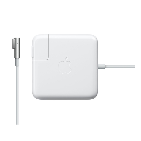 Apple (MC461) 60W MagSafe Power Adapter (for MacBook and 13-inch MacBook Pro)
