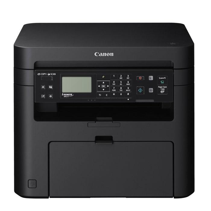 Canon i-SENSYS MF211 Multifunction Mono Laser Printer