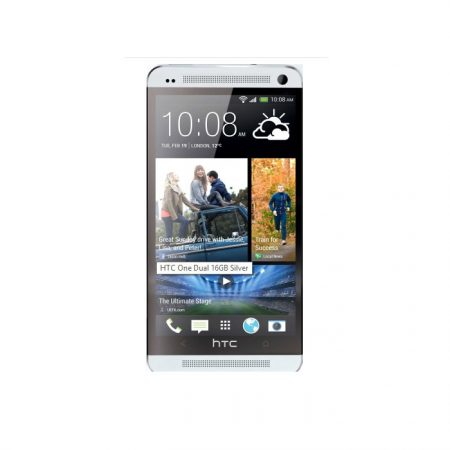 HTC One Dual 16GB Silver