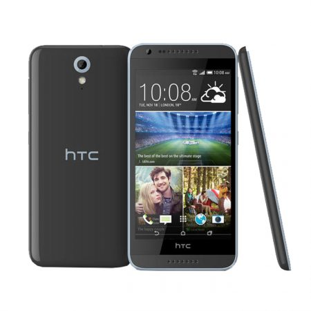HTC Desire 620 8GB, 4G LTE, Black