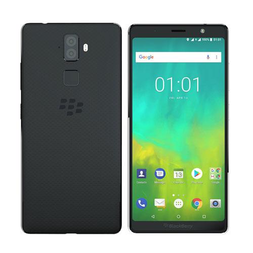 Blackberry Evolve Dual Sim 64GB, 4GB RAM, 4G LTE - Black