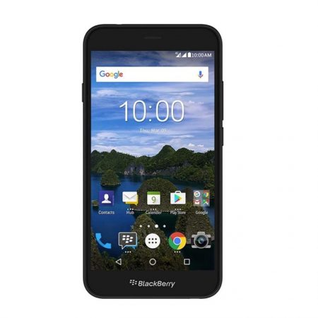 BlackBerry Aurora 32GB Dual Sim - Black