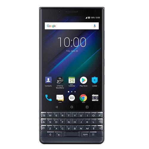 BlackBerry KEY2 LE Dual Sim 64GB, 4GB RAM, 4G LTE - Slate