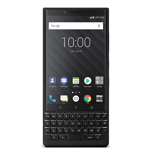 Blackberry Key2 Dual Sim, 64GB, 6GB, 4G LTE - Black