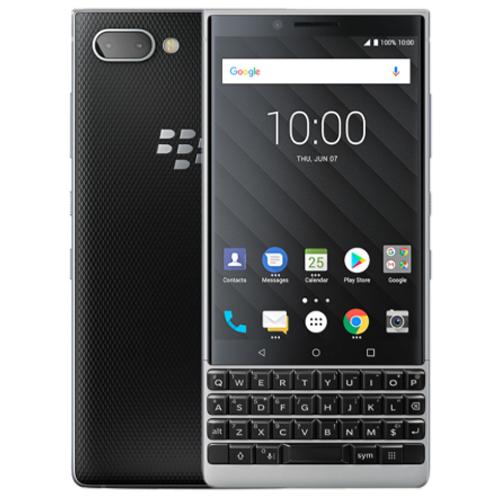 Blackberry Key2 Dual Sim, 64GB, 6GB, 4G LTE - Silver
