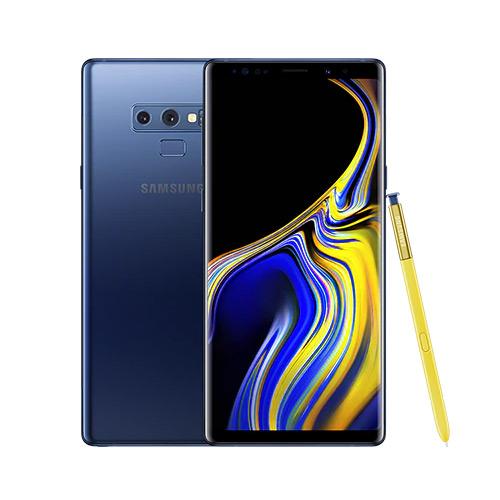 Samsung Galaxy Note 9 DUAL SIM - 128GB, 6GB RAM, 4G LTE Ocean Blue