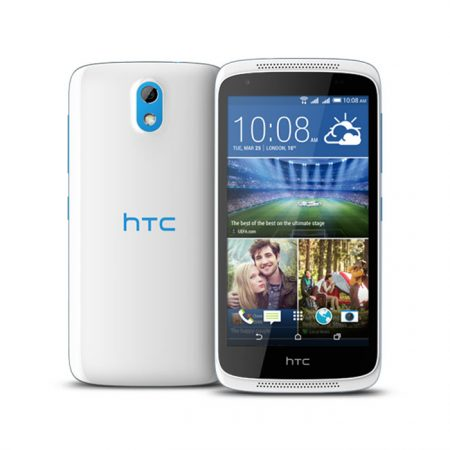 HTC DESIRE 526G+ 8GB, 3g WIFI Glacier White
