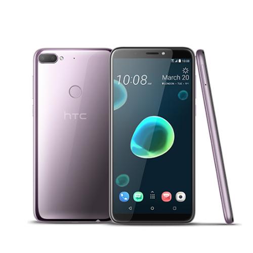 HTC Desire 12+ Dual SIM 32GB, 3GB RAM, 4G LTE (Warm Silver)